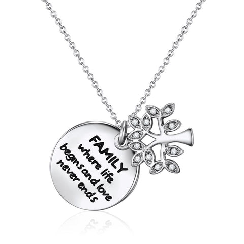 Family Forever Necklace