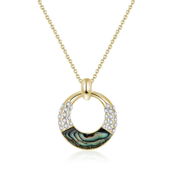 Golden Black Penelope Necklace