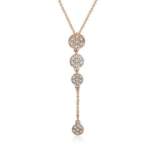 Rose Gold La Verne Necklace