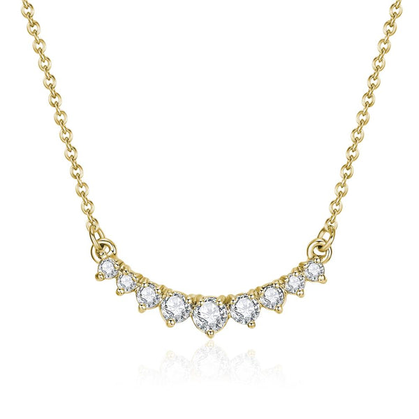 Golden Lacey Necklace