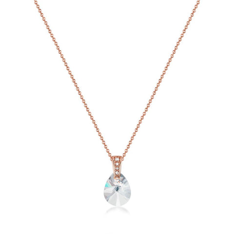 Rose Gold Pascal Necklace