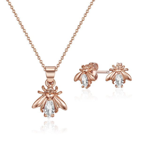 Rose Gold Firefly Set