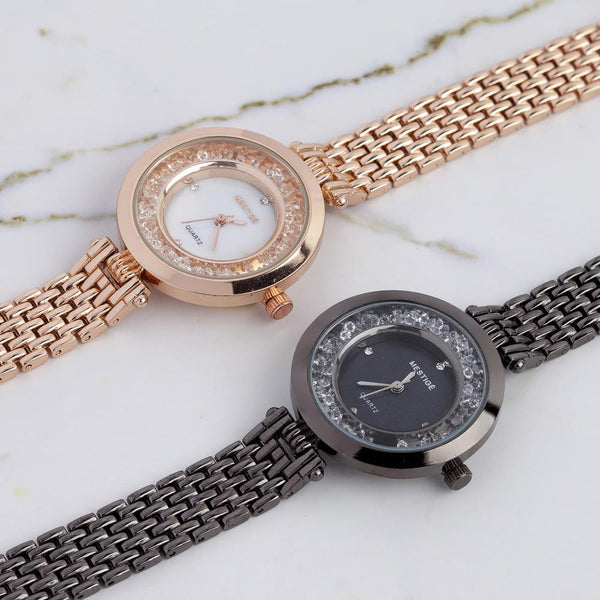 The Sylvia in Rose Gold