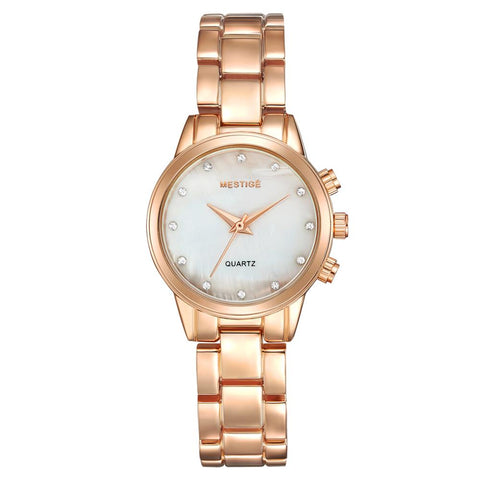 The Christie in Rose Gold