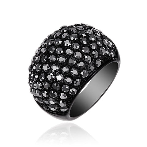 Black Ashby Ring