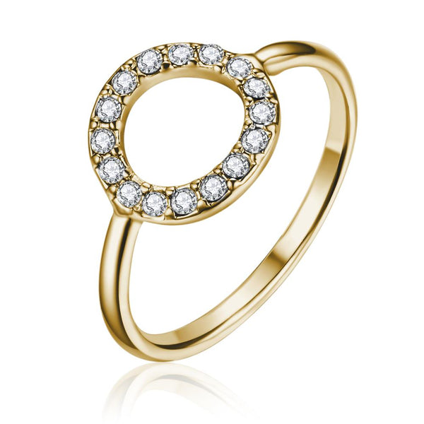 Golden Amrita Ring