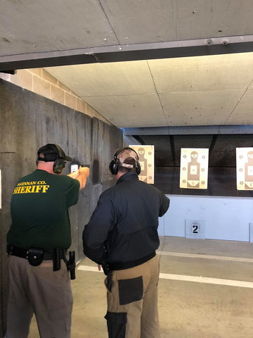 Pistol Coaching - Military/Law Enforcement
