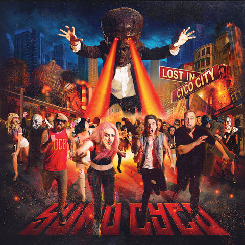 Lost in Cyco City - Digital Download