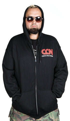 "Cyco City Collection - ""Cyco City News"" Hoodie"