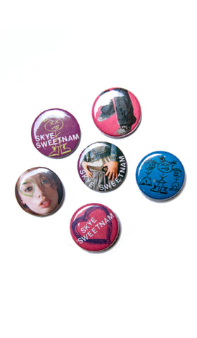 SKYE SWEETNAM - Buttons - Noise from the Basement era