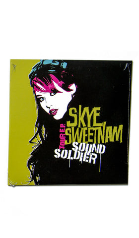 SKYE SWEETNAM - Tour EP - Sound Soldier Era