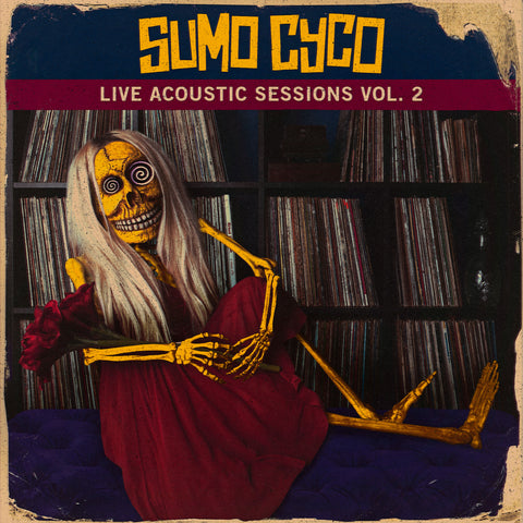 Live Acoustic Sessions Vol. 2 - Hard Copy CD Sleeve