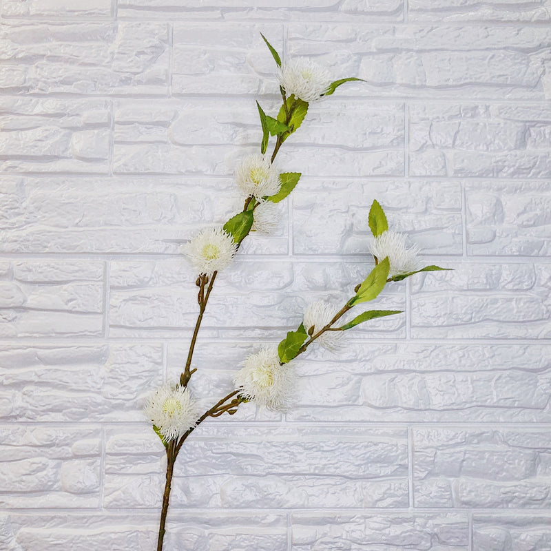 Long Filler Stalk (White)