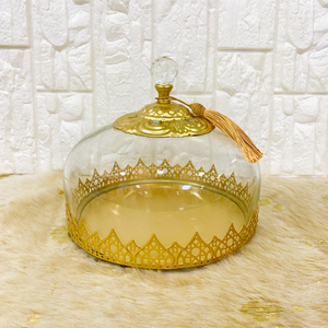 Royal Gold Cake Stand
