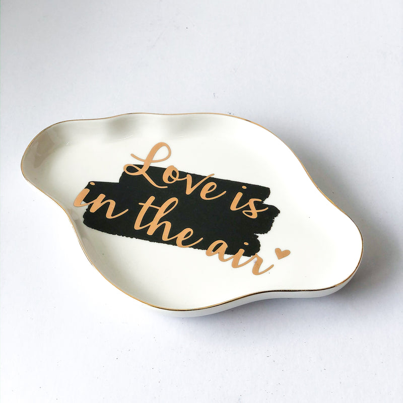 Love is in the Air' Trinket Tray