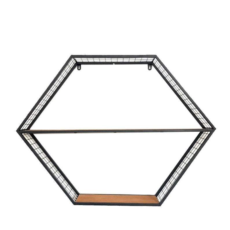 Hexagon Display Shelf