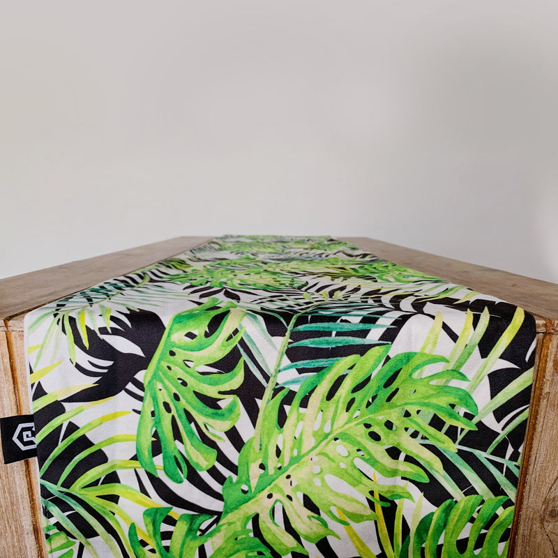 Tropical Patterned Table Runner