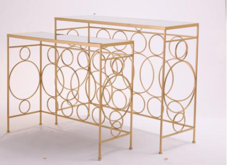 Ring Console Table