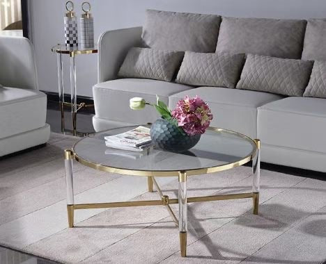 Palazzo Style Coffee Table