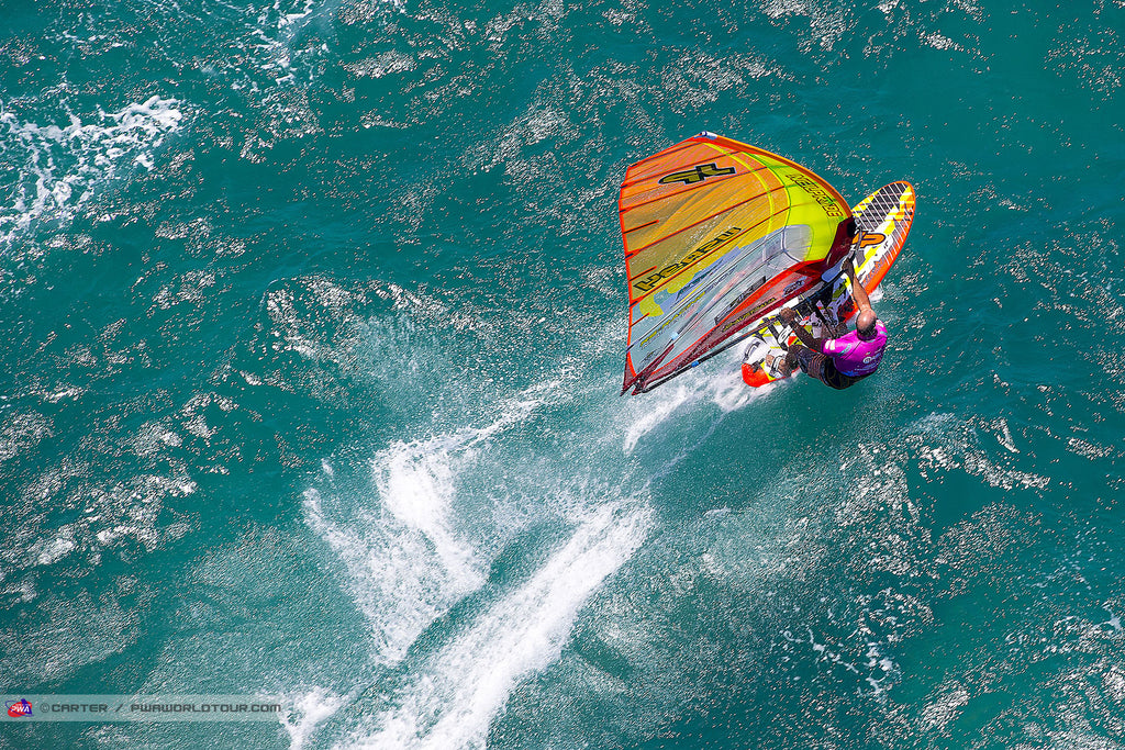 Tectonics Raptor wins race 4 in PWA Noumea Dream Cup, New Caledonia