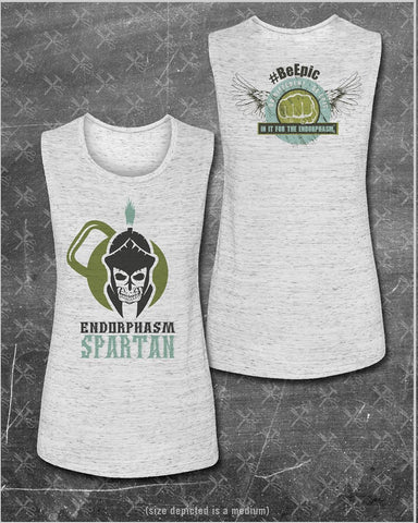 Endorphasm Spartan Women's Muscle Tank