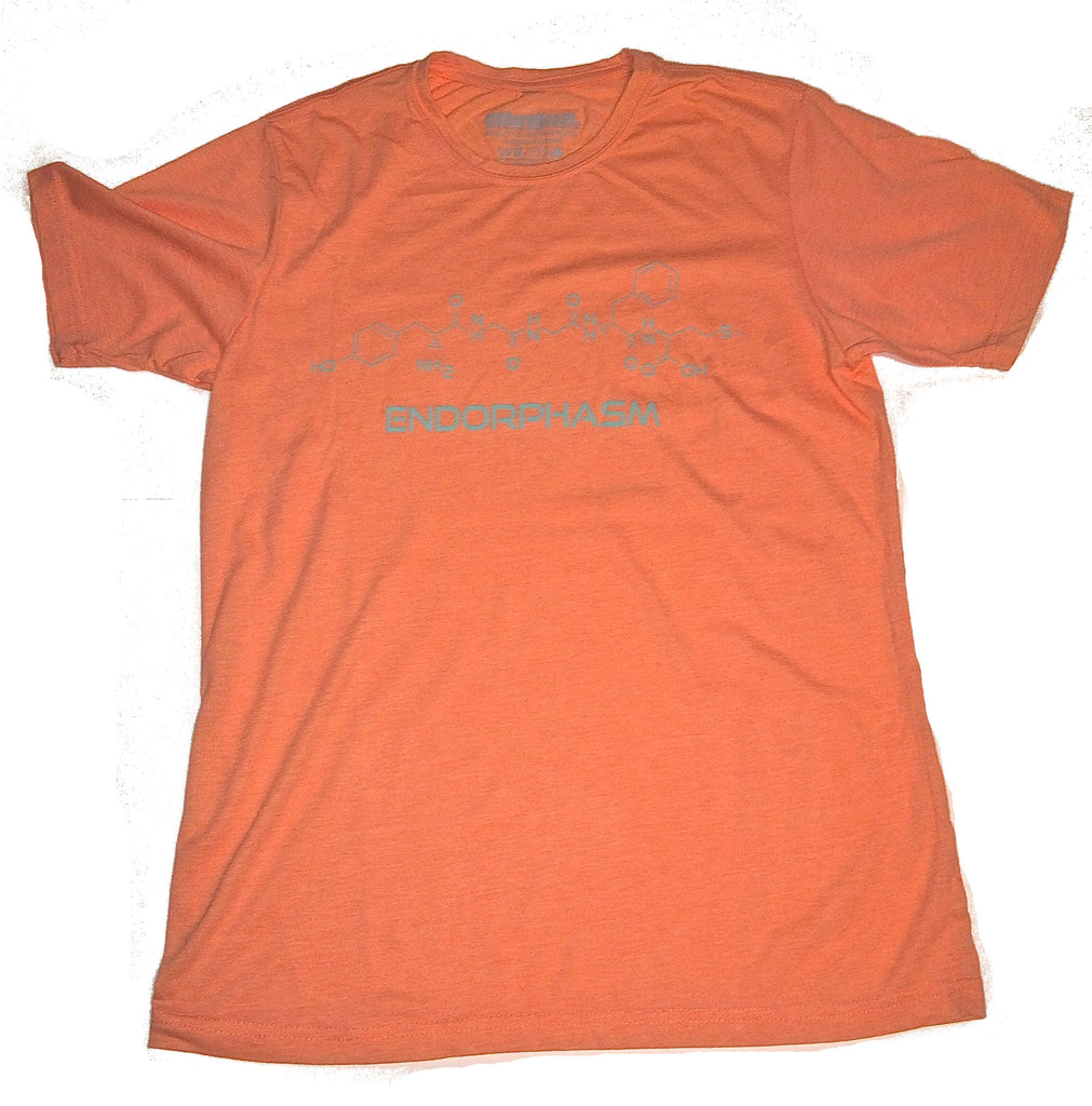 Molecular Structure Tee (Vintage Orange)