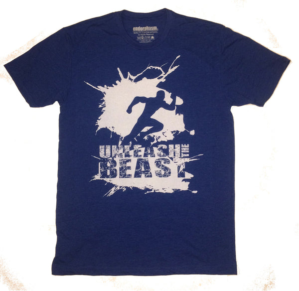 Unleash The Beast (Royal Blue)