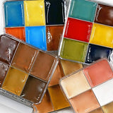 Sian Richards Alco Colour Palettes