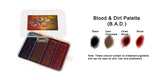 B.A.D - Blood & Dirt Palette