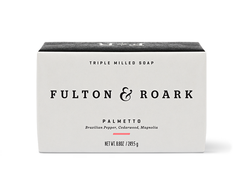 Triple Milled Palmetto Bar Soap
