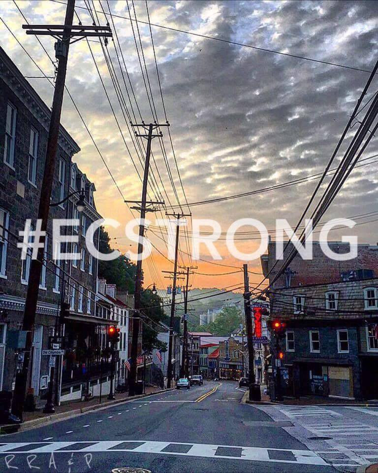 Thanks Note  #ECSTRONG