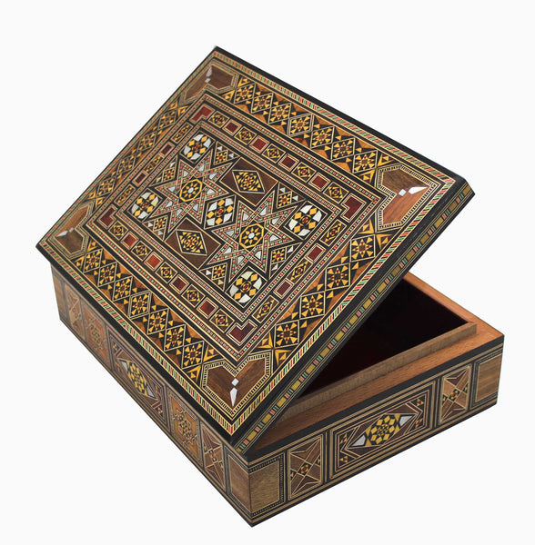 Mosaic Damascene Box - Syriana