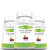 Chewable Vitamin D3 with K2 Supplement