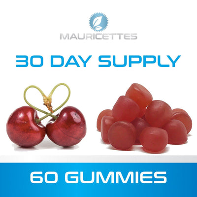 Mauricettes Hair Boosting Gummies with Biotion