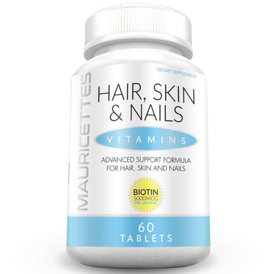 Hair Skin And Nails Vitamins