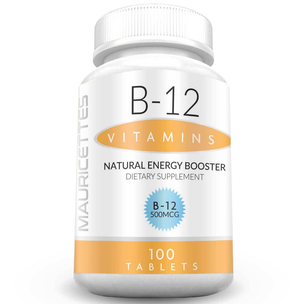 Vitamin B12 All Natural Energy Booster