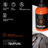 TRUFFLIN® Black Truffle Infused Buffalo Hot Sauce in Limited Edition Gift Box