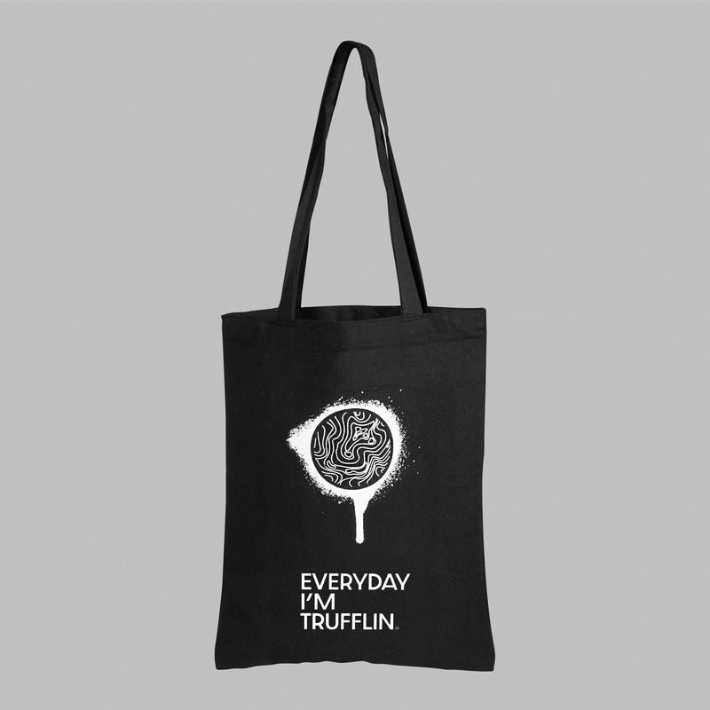 Everyday I'm Trufflin® Canvas Tote Bag