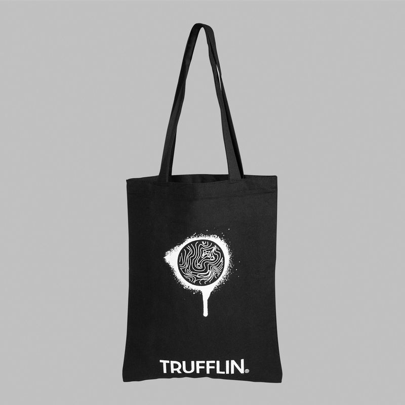 Trufflin® Canvas Tote Bag