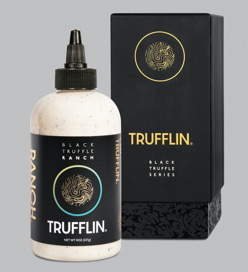 TRUFFLIN® Limited Edition Organic Black Truffle Infused Ranch 8.5oz