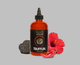 Trufflin VIP Set - White Truffle Oil, Sriracha, Gourmet Salt, Raw Provencal Honey