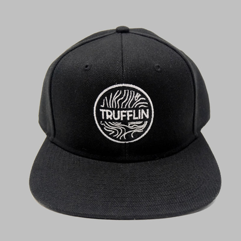 Trufflin Snapback w/ Embroidered Trufflin Logo