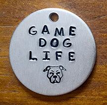 Game Dog Life - Dog Tag