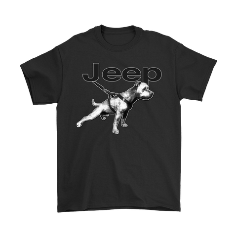 Jeep (black & white)