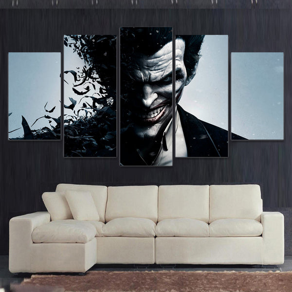joker 5 piece canvas 122105