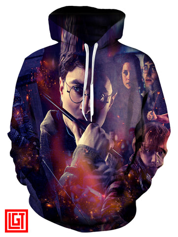 HARRY POTTER 3D SHIRT 010802