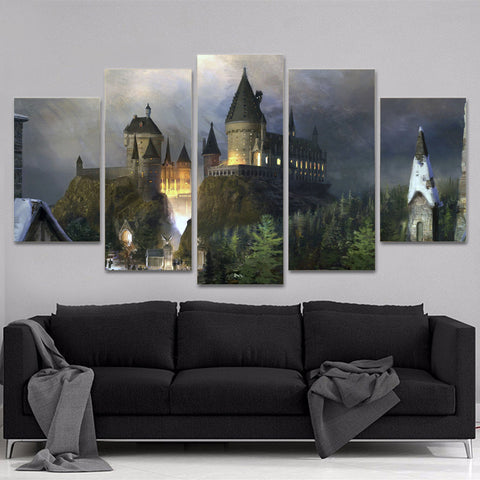 HARRY POTTER CANVAS 5
