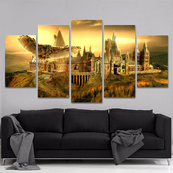 HARRY POTTER CANVAS 3