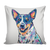 Australian Cattle Dog Pillow Cover