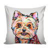 Yorkie Pillow Cover